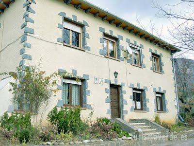 TURISMO VERDE HUESCA. Casa Baltasar de Serraduy